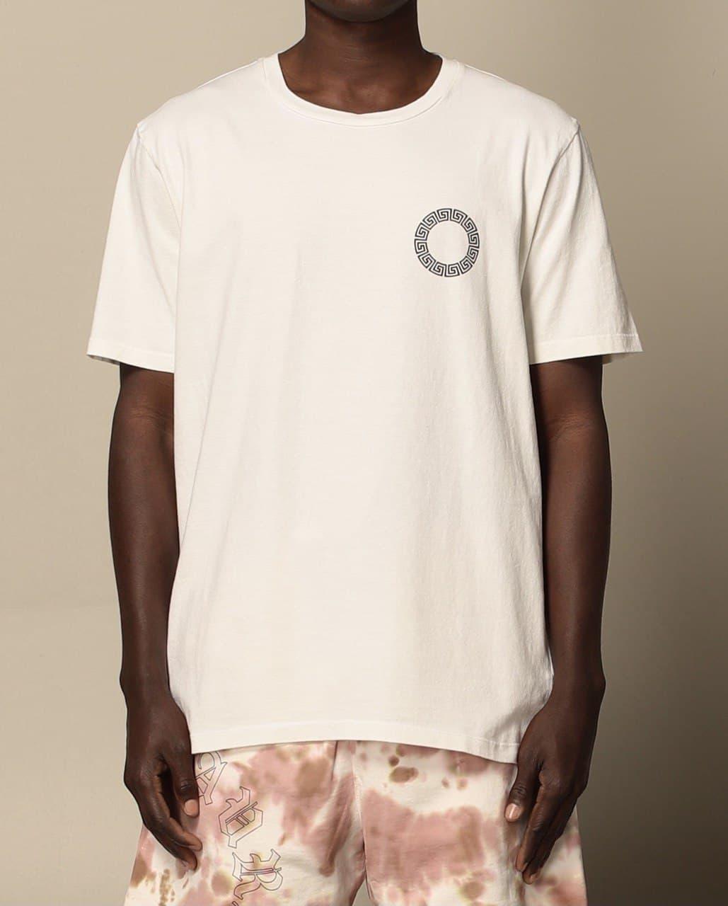 stemma schiena maya PAURA | T-shirt | REGULART PHOBOSWHITE