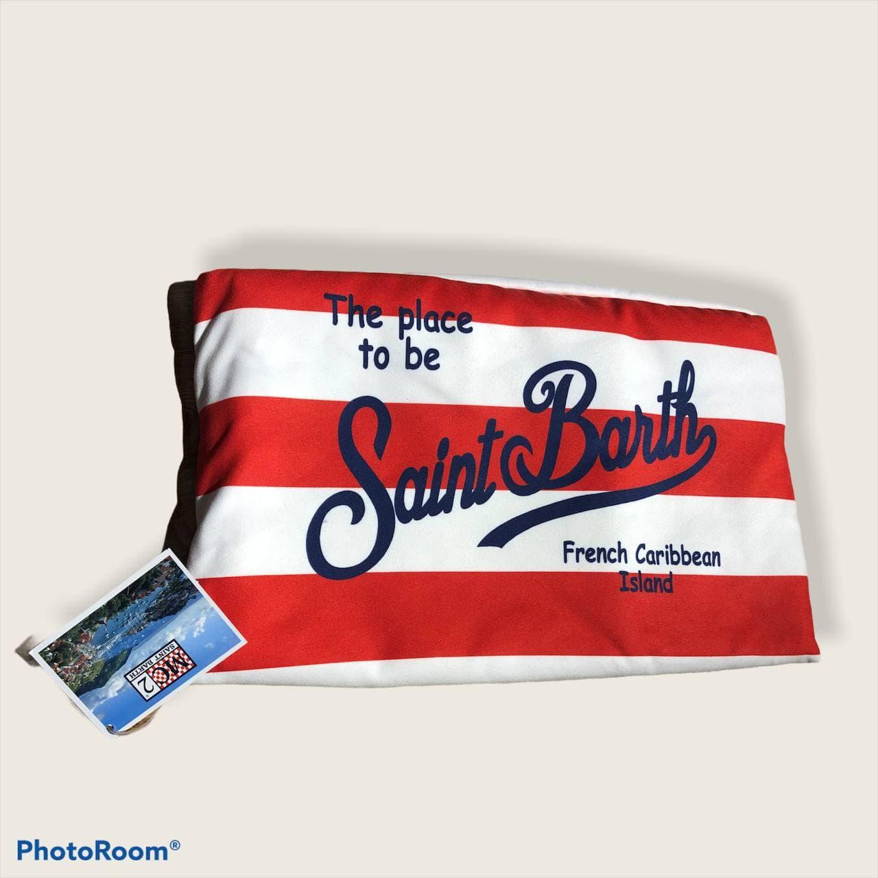 aidan stripes lig  microfibra SAINT BARTH | Telo mare | AID0001LIG41