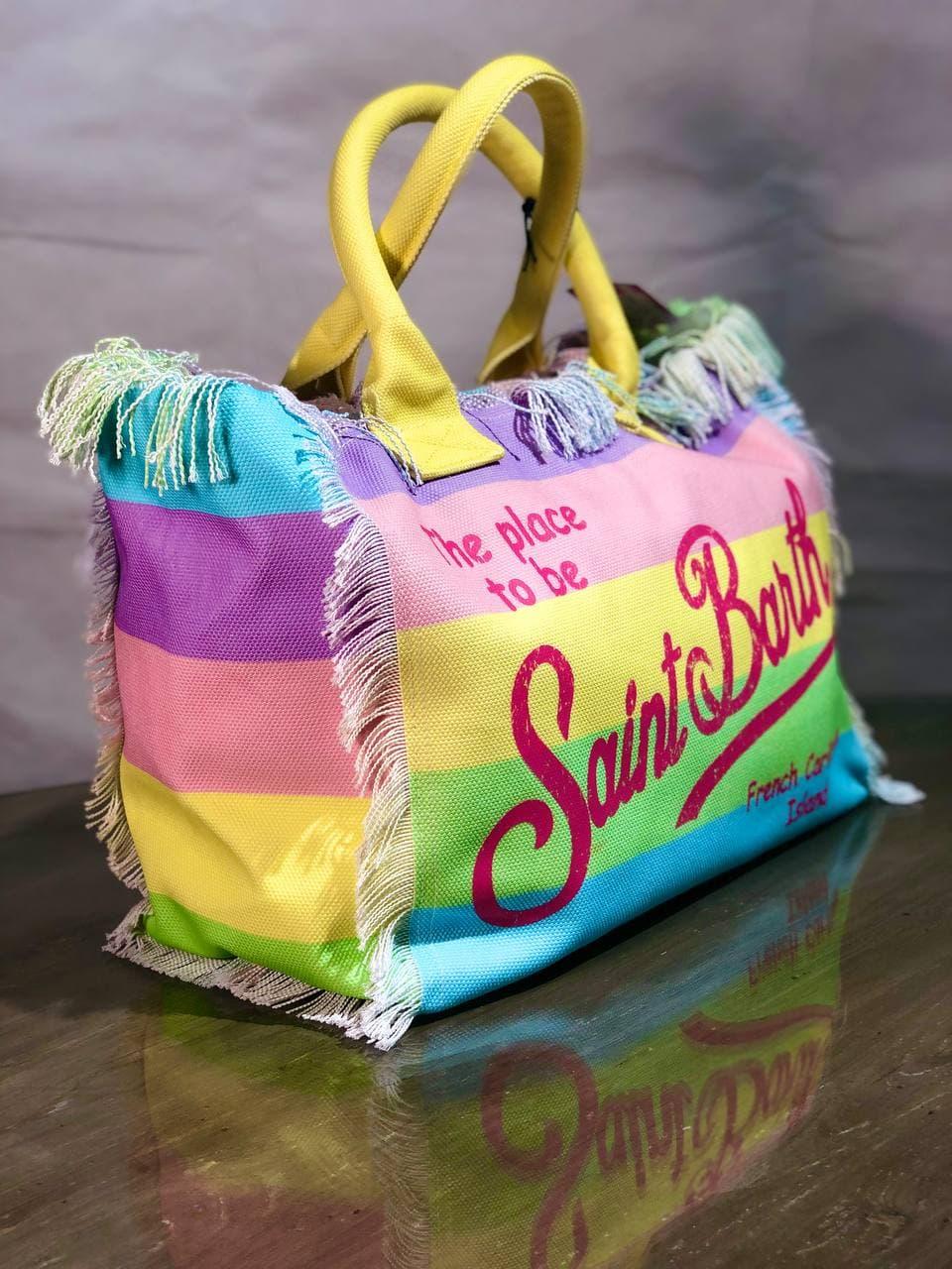 rainbow pastel SAINT BARTH | Borsa | VANITYRNBPSTAR