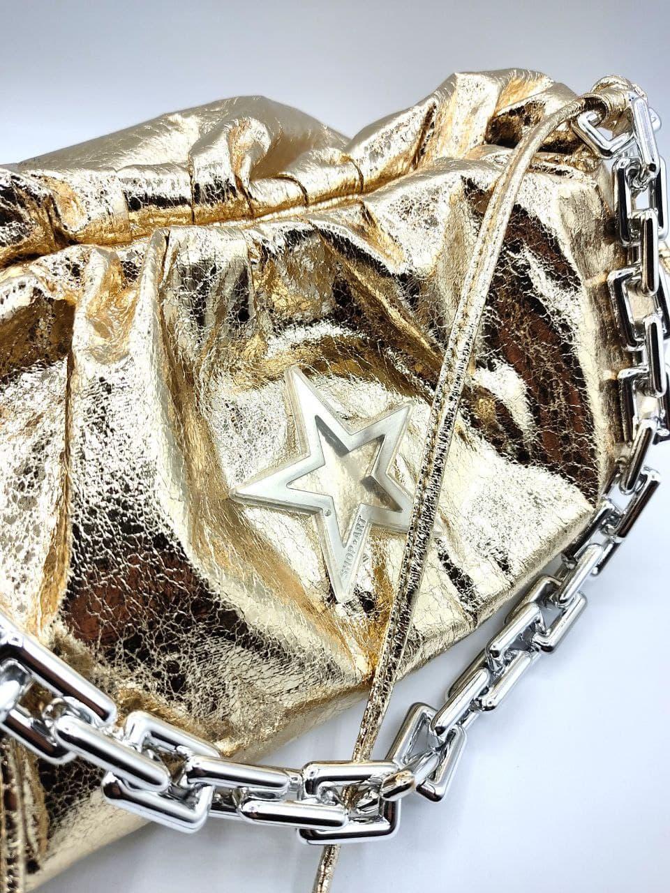 morbida catena tracollo metal SHOP ART ACCESSORI | Borsa | SA0502330093