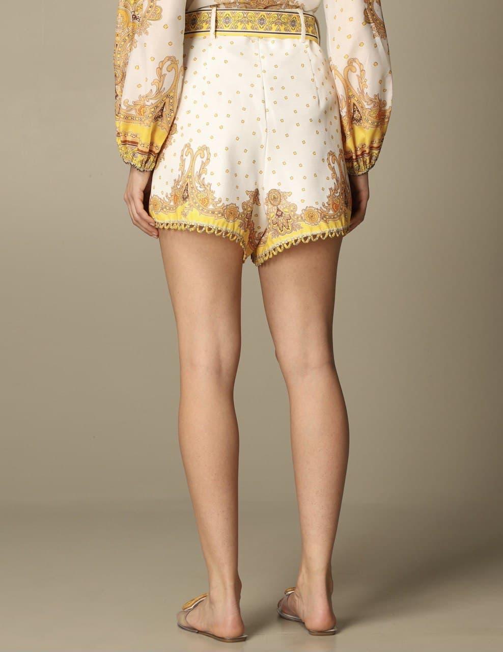 cintura stampa etro TPN | Shorts | EULALIEWHTG