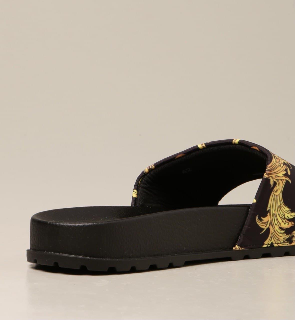 VERSACE JEANS COUTURE | Sandal | E0YWASQ471626M27
