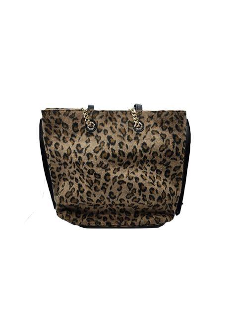 criss paloma bang leopardata bouclet LE PANDORINE   Borsa   AI21DAS02870-05LE