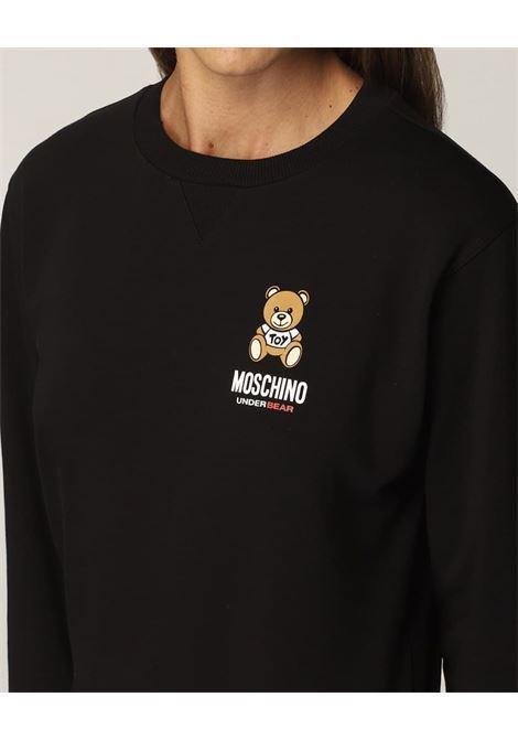 MOSCHINO UNDERWEAR | hoodies | A171390040555