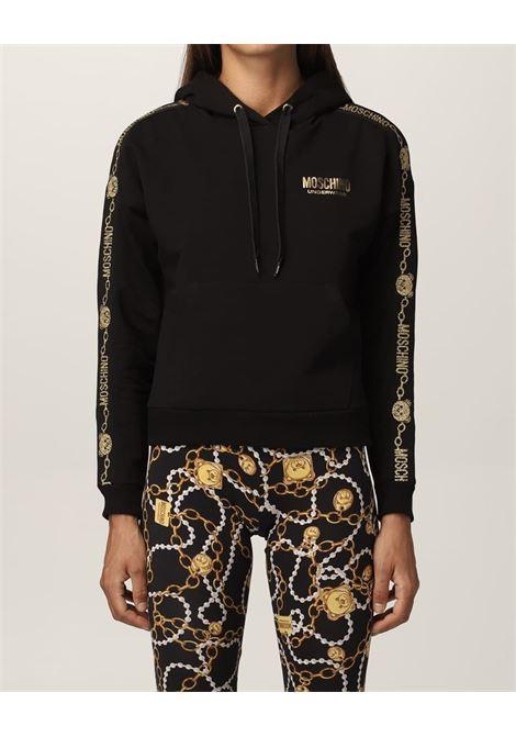 MOSCHINO UNDERWEAR | hoodies | A173590110555
