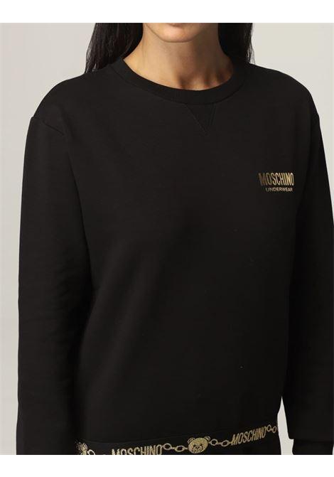 MOSCHINO UNDERWEAR | hoodies | A173690110555