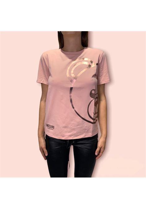 MOSCHINO UNDERWEAR | T-shirt | A190390100169