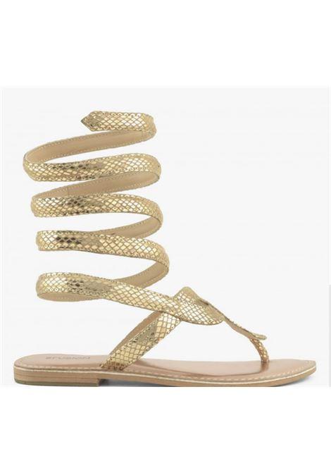 schiava rett high CB FUSION | Sandalo | R220030GOL