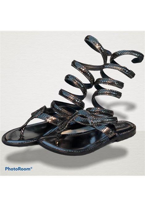 schiava rett high CB FUSION | Sandalo | R220030GUN