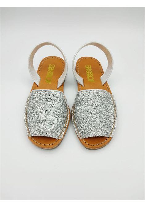 minorchina glitter Colors of california | Sandalo | HCMIN006BI