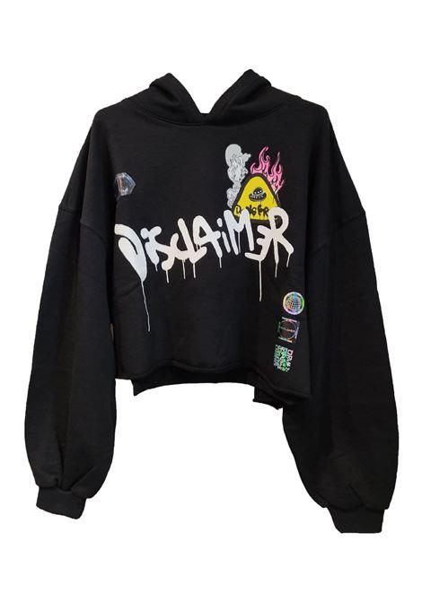 DISCLAIMER | hoodies | 21EDS50645NE