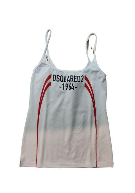 Dsquared2 | tank top | D8D903460110