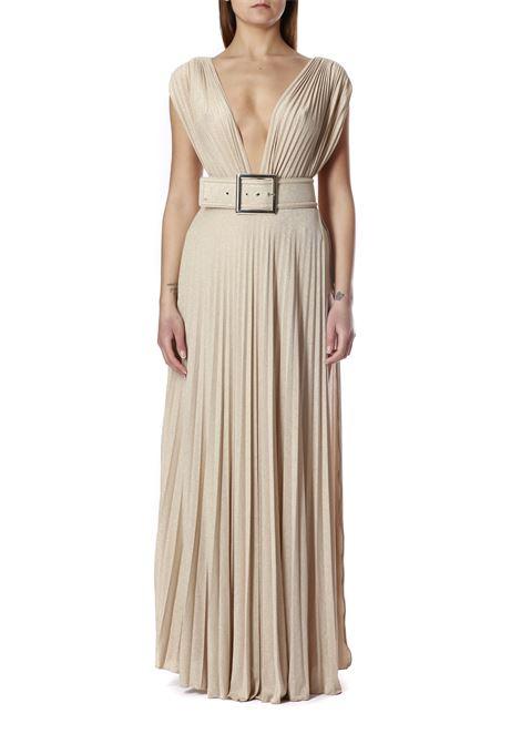 glitter best plisset spalle ELISABETTA FRANCHI | Abito | AB03102E2610