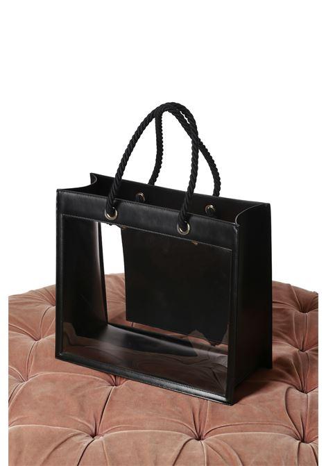 shopper big plexyglass ELISABETTA FRANCHI | Borsa | BS29A01E2110