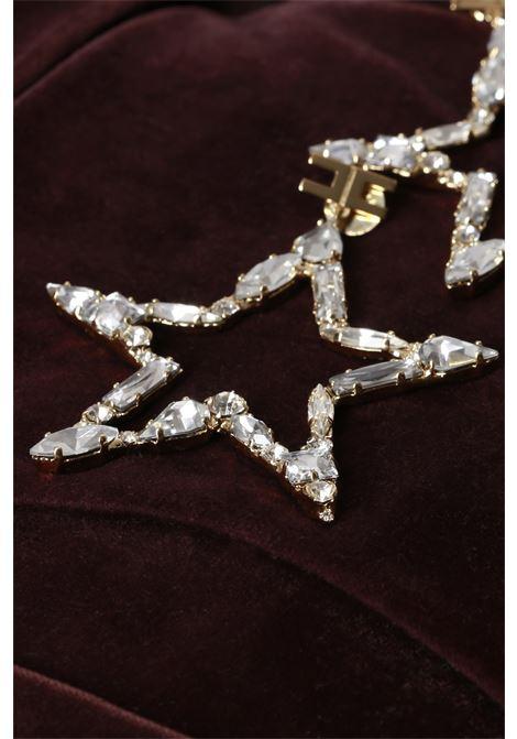 maxi stelle cristallo ELISABETTA FRANCHI | Orecchini | OR94M96E2D98