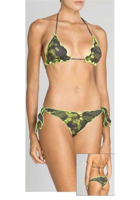 must have sbambolato triangolo camouflage f**K | Costume | F211506UCA