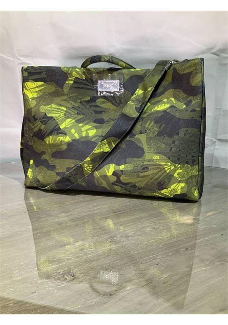 desrt big canvas camouflage f**K | Borsa | F21A0002ACA