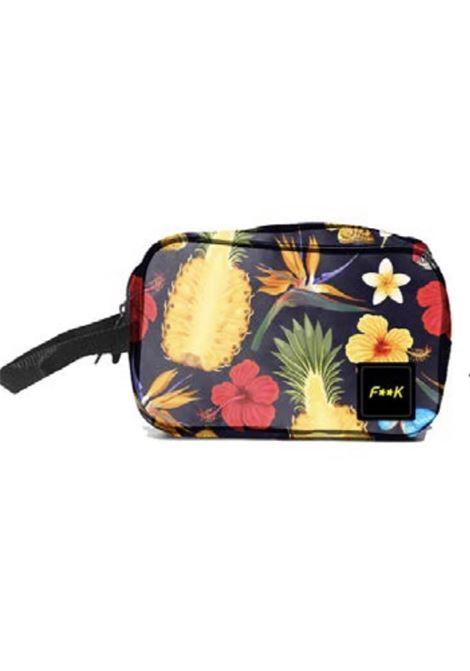 polso necessaire nylon tropical f**K | Pochette | F21A206UBL