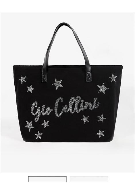 shopper logata swarosky canvas GIO CELLINI | Borsa | SB024NE