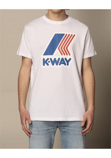 pete macrologo K-WAY | T-shirt | K009FF0001