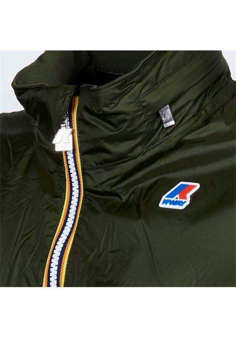 amauri nylon jersey K-WAY | Giubbino | K009FN0576