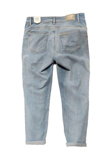 LIU JO BLUE DENIM 1 | Jeans | UA1006D461178208