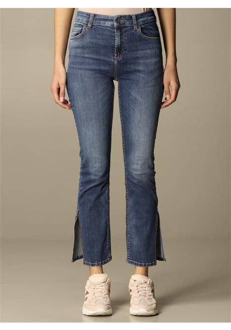 glam seductive spacchetti LIU JO BLUE DENIM 1 | Jeans | UA1069D418878158