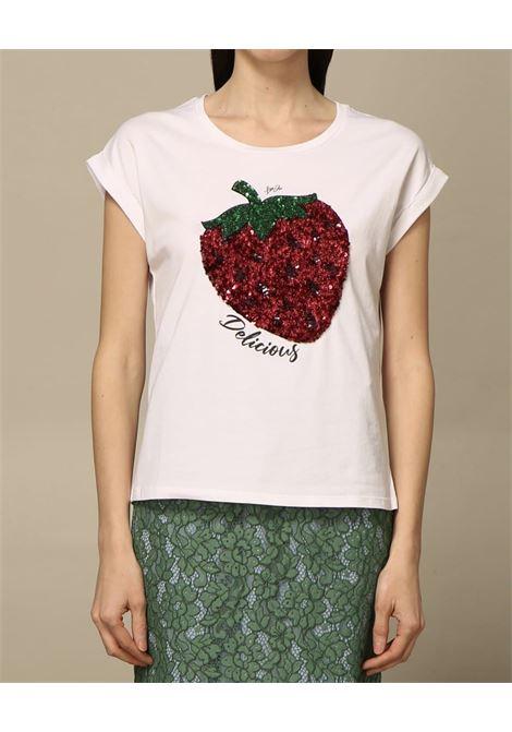 frutta paillettes LIU JO JEANS 1 | T-shirt | WA1175T9590T9590