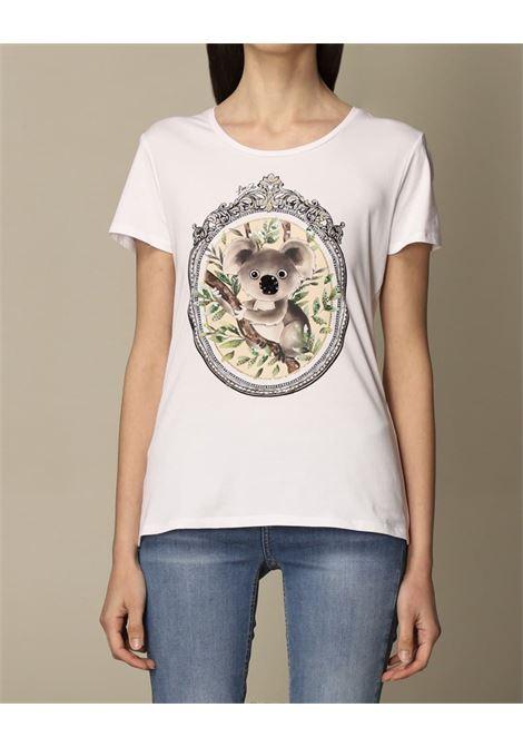 stampa animali tropicali LIU JO JEANS 1 | T-shirt | WA1321J5003T9584