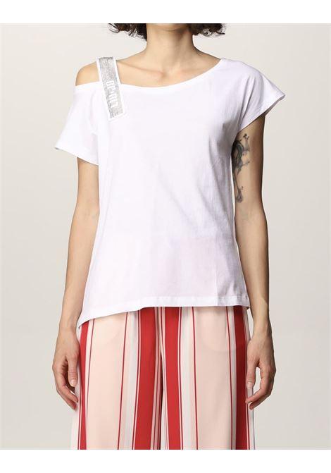 bretella strass LIU JO JEANS 1 | T-shirt | WA1403J570311111