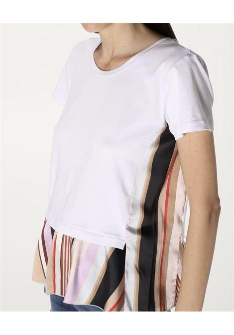 pannello raso fantasia LIU JO JEANS 1 | T-shirt | WA1466J5972T9743