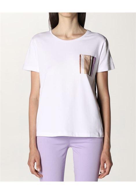 pannello raso fantasia taschino LIU JO JEANS 1 | T-shirt | WA1482J5972T9743