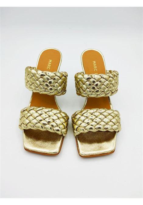 MARC BENET ACCESSORI | Sandal | FLAT 840OR