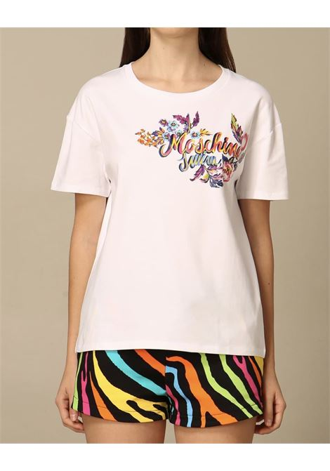 bouquet dipinto MOSCHINO SWIM | T-shirt | A1906 21160001