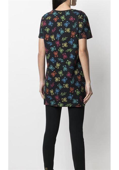 orsetti multicolor MOSCHINO UNDERWEAR | Maxi t-shirt | A1907 90081555