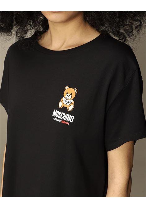 orsetto iconico MOSCHINO UNDERWEAR | T-shirt | A1912 90210555