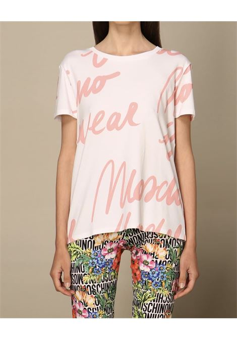 lettering MOSCHINO UNDERWEAR | T-shirt | A1928 90121181