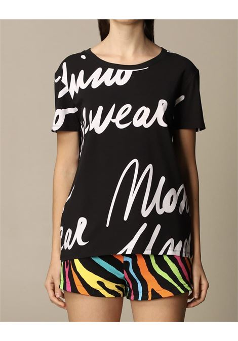 lettering MOSCHINO UNDERWEAR | T-shirt | A1928 90121555