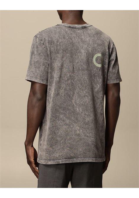 regular stone washed PAURA | T-shirt | PAURA DI DANILOBLACKSTONE