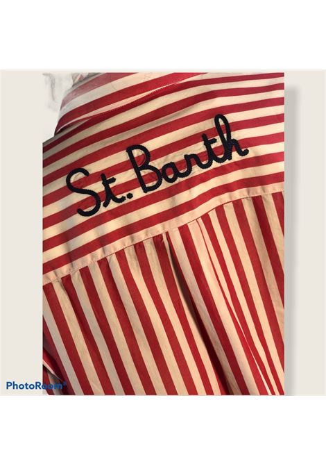 SAINT BARTH | Shirt | BRIG001SBG4024021