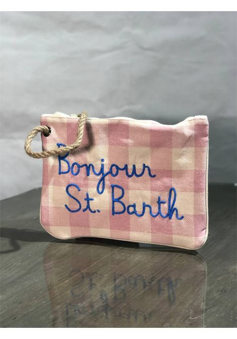 ricamata quadri bonjour SAINT BARTH | Borsa | PARISIENNECORD21