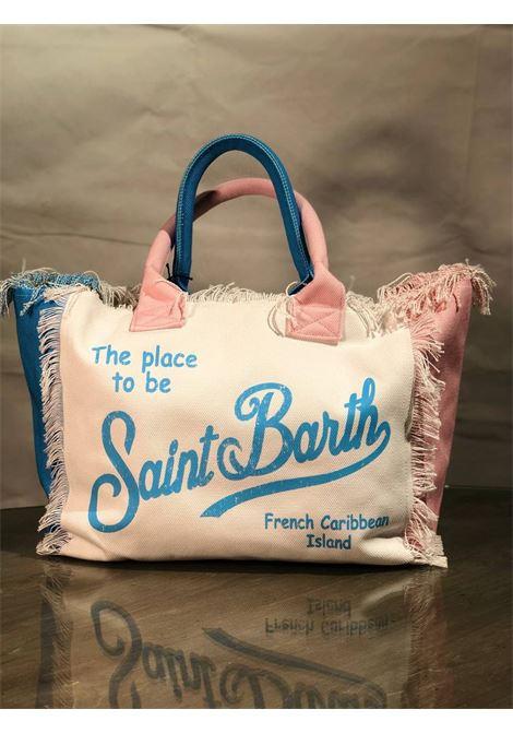 tricolor SAINT BARTH | Borsa | VANITYCBBRA