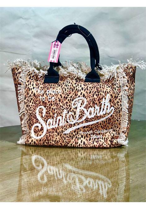 SAINT BARTH | Bag | VANITYPASTELLEOPARD100