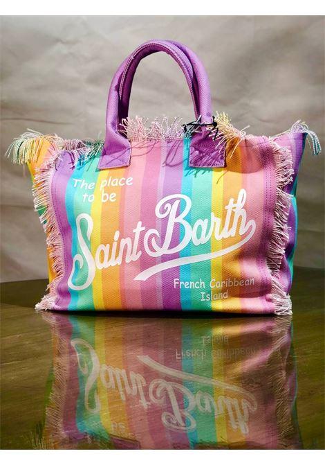 SAINT BARTH | Bag | VANITYSTRIPESHADEAR