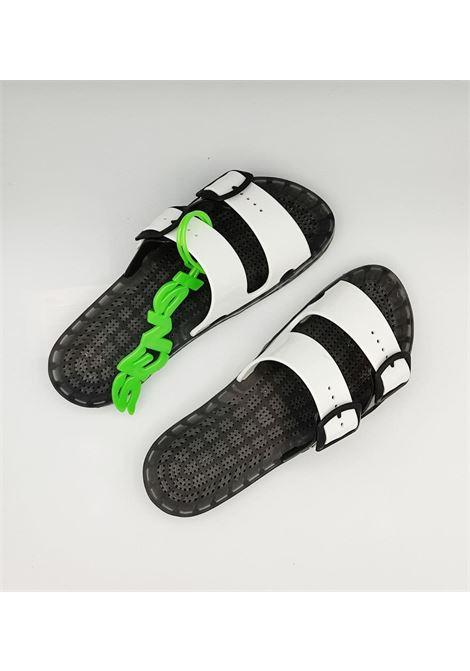 la jolla blackfluo SENSI | Sandalo | 4151/BFBI