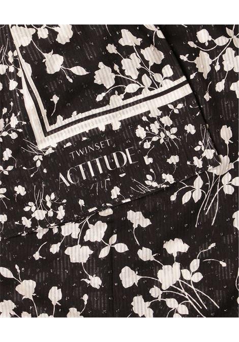 stampa pizzo logo TWIN SET ACCESSORI COLLECTION | Kephia | 211TO504205867