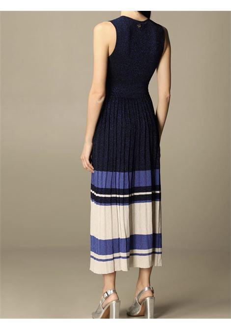 lungo tricot plisset glitter TWIN SET COLLECTION | Abito | 211TT322306103