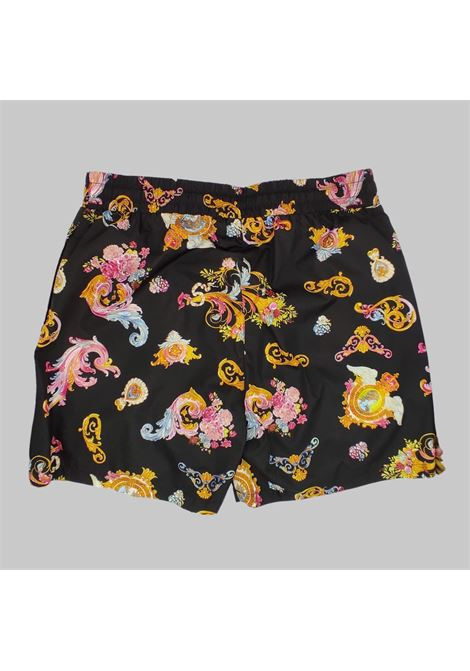 fantasia cameo VERSACE JEANS COUTURE | Shorts | A4GWA1A6WUP116899