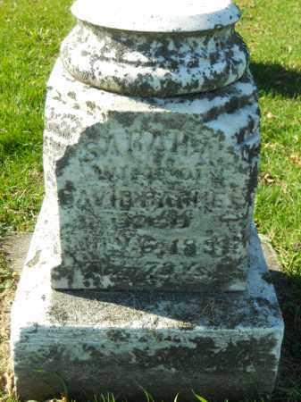 BARNES, SARAH A. - Boone County, Illinois | SARAH A. BARNES - Illinois Gravestone Photos