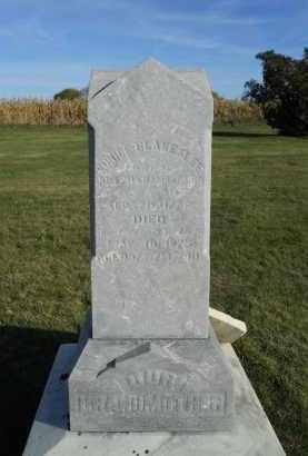 CHAMBERLAIN, EUNICE - Boone County, Illinois | EUNICE CHAMBERLAIN - Illinois Gravestone Photos